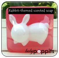 Scented animal soap